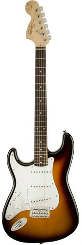 Squier Affinity Stratocaster, Left-Handed