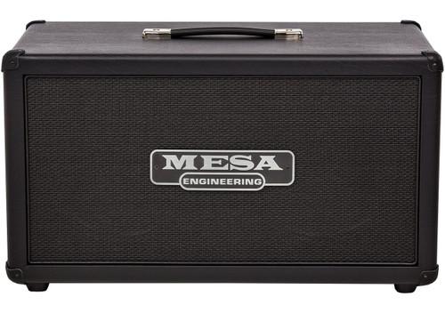 Mesa Boogie 2x12 Horizontal Rectifier Cabinet front