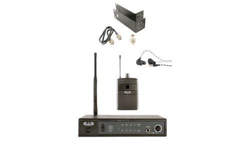 CAD Stage Select In-ear Monitoring System
