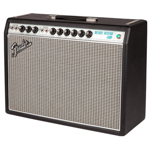 FENDER 2275000000 68 Custom Vibrolux Reverb angle