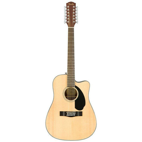 Fender CD60SCE 12-String Acoustic-Electric Guitar Thumbnail
