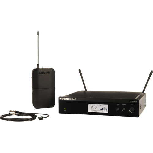 Shure BLX14RW93 Omni Lavalier Wireless System
