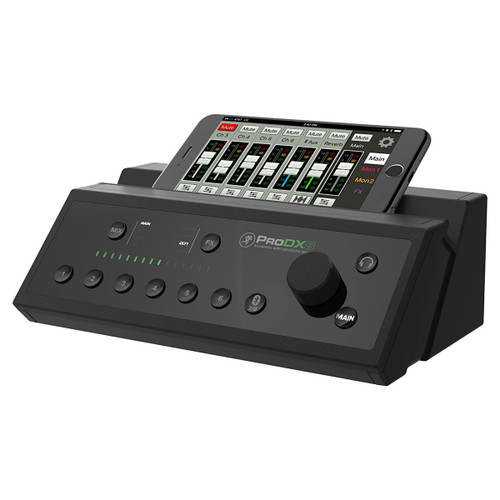 Mackie Pro DX8 wireless mixer