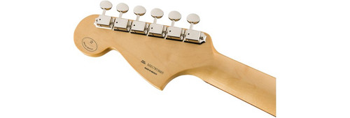Fender Classic Player Jaguar HH Headstock Rear Facing
