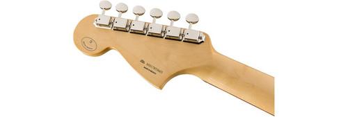 Fender Classic Player Jaguar HH Headstock Rear Facing
