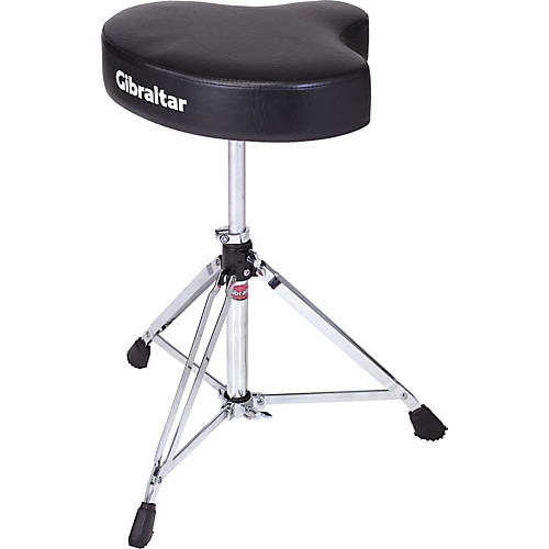 GIBRALTAR 6608 Moto-Style Drum Throne