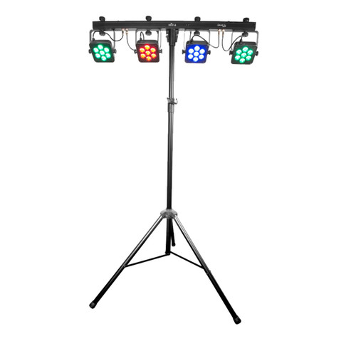 CHAUVET 4Bar Tri USB LED