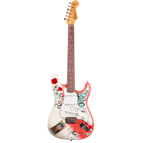 Fender Jimi Hendrix Monterey Stratocaster (0144953340)
