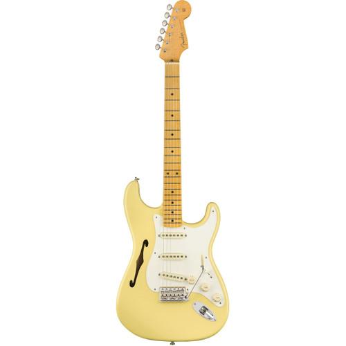 Fender Eric Johnson Signature Stratocaster Thinline with Case