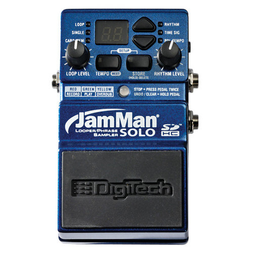 Digitech Jamman Solo XT Stereo Looping Pedal