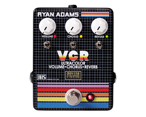 JHS The VCR - Ryan Adams Signature Pedal
