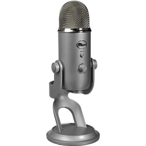 Blue Yeti USB Condenser Microphone
