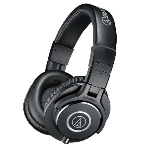 Audio-Technica ATHM40X Closed Back dynamic Monitor Headphones