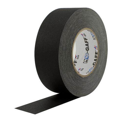 Pro gaffer tape 2 inch Black