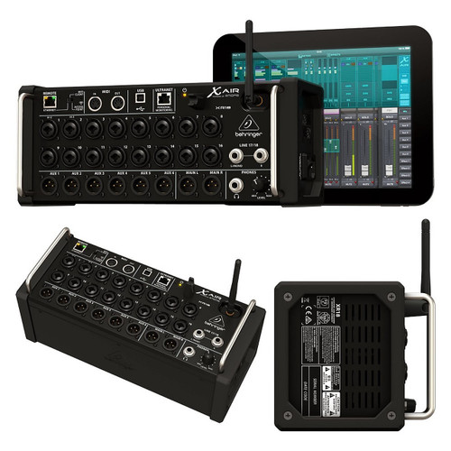 Behringer XR18 18-Channel, 12-Bus Digital Mixer for
