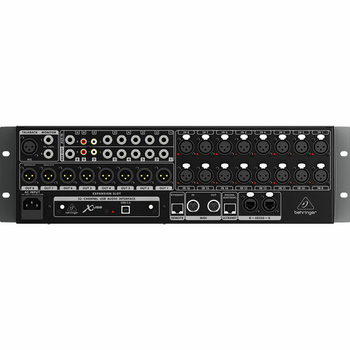 Behringer X32RACK 40-Input, 25 Bus Digital Rack Mixer
