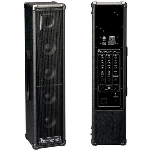 Powerwerks PW100T 100w 3 Channel Powered Speaker