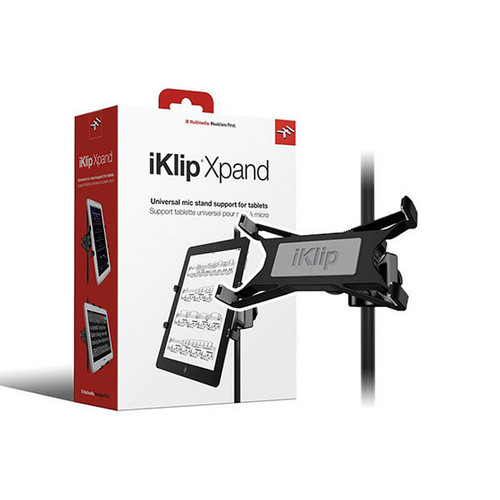 IK MULTIMEDIA IKLIPXPAND Universal Mic Stand for iPad and Tablets