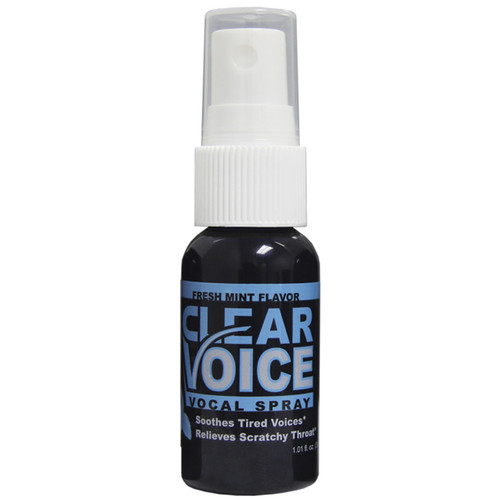 CLEAR VOICE FRSHMNT Vocal Spray - Fresh Mint