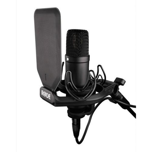Rode SMR Advanced Shock Mount for Large Diaphragm, Condenser Microphones