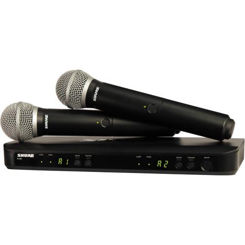 Shure BLX288PG58 Microphone