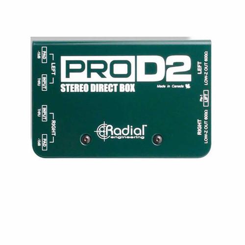 Radial PROD2 2 Channel Passive DI