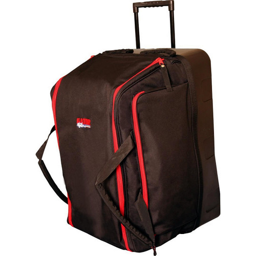 Gator Cases GPA777 Rolling Speaker Bag with PE Foot