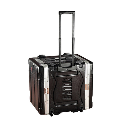 Gator Cases GRR6L 6-SPACE ROLLING RACK