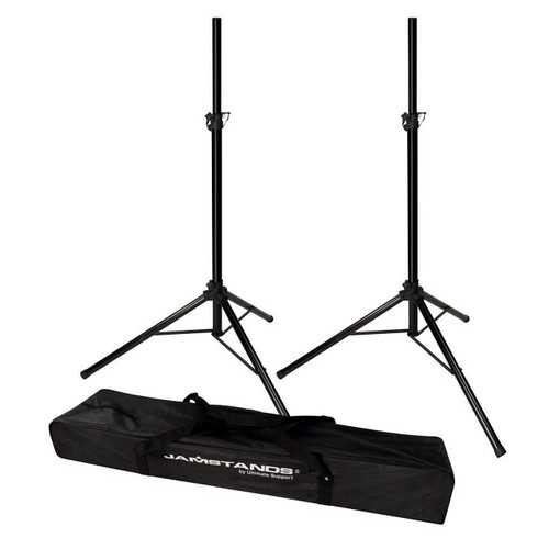 USS JSTS502 Speaker Stand Pair w/ Tote Bag