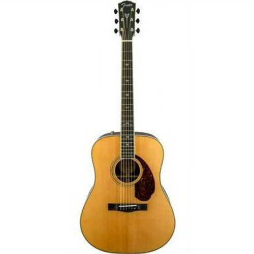 Fender PM1S PM-1 Standard Dreadnaught Front facing