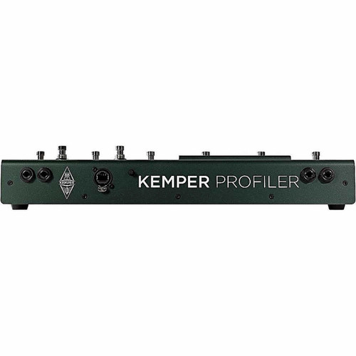 Remote for the KEMPER PRR Profiler Non Power Rack  - Back