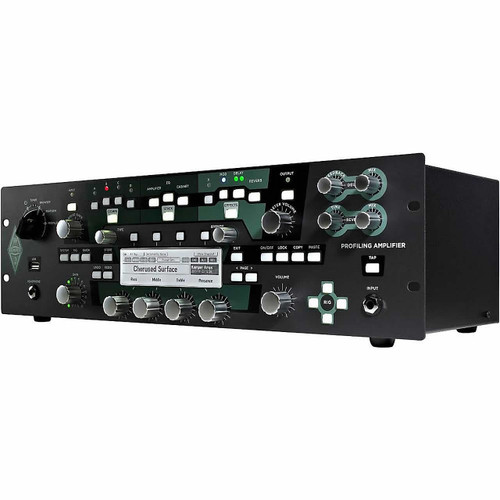 KEMPER PRR Profiler Non Power Rack Front Left