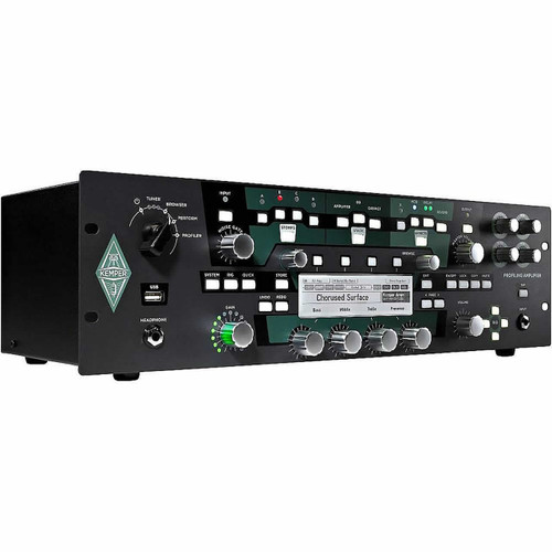 KEMPER PRR Profiler Non Power Rack Front Right