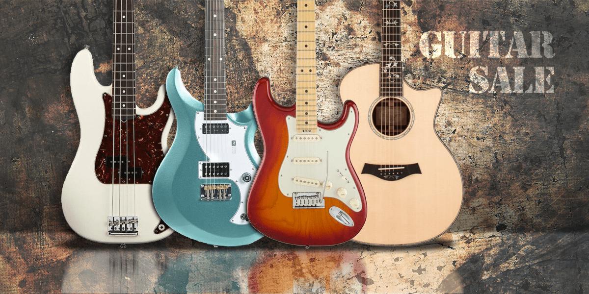 Guitar Sale