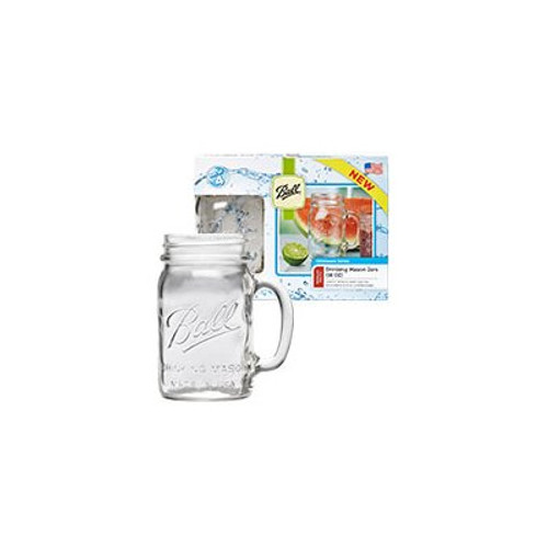 Ball 16 oz Drinking Mug - Regular Mouth - Set of 4