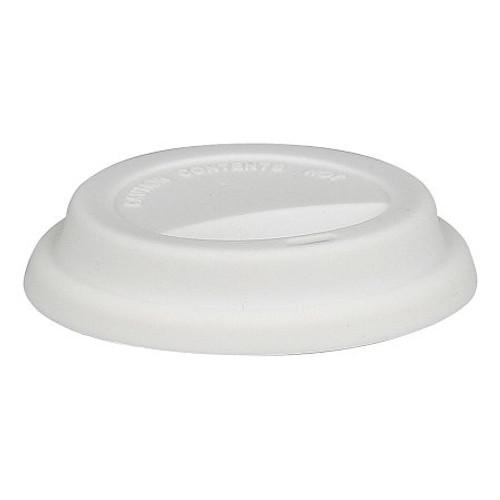 White Silicone Lid