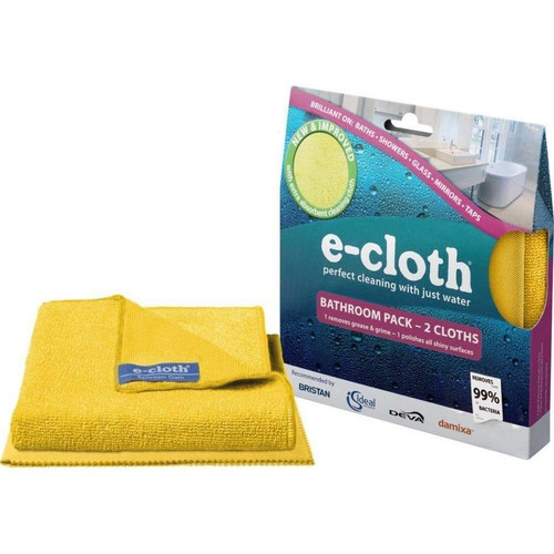 e-cloth Bathroom Pack - 2 Cloths