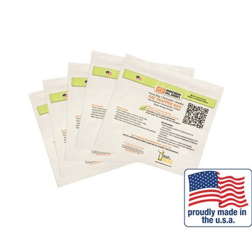 Range Kleen Fat Trapper Replacement Bags - 5 Pack