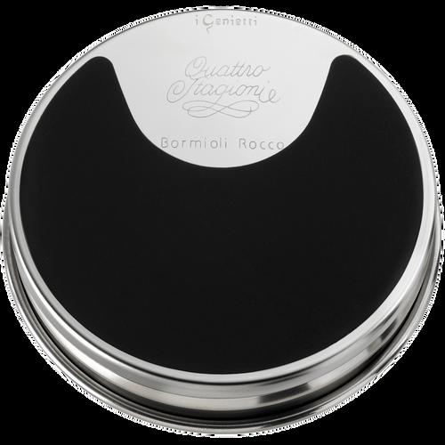 Quattro Stagioni I Genietti Stainless Steel Lid Cover- Chalkboard (BR 880220ERI021990)