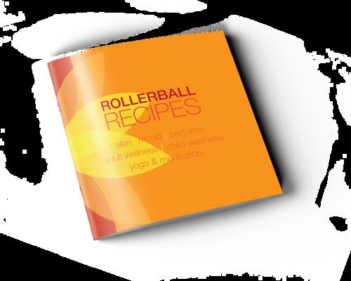 EO Tools Rollerball Recipes Booklet (EOT RRB)