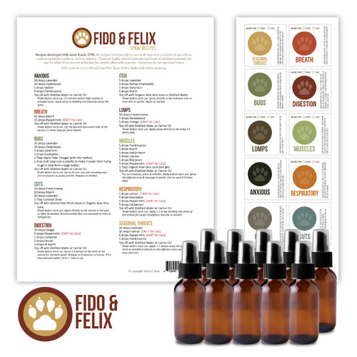 EO Tools Fido & Felix DIY Kit (EOT FFDIY)