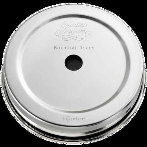 Quattro Stagioni I Genietti Stainless Steel Lid Cover- Drink (BR 880240ERI021990)