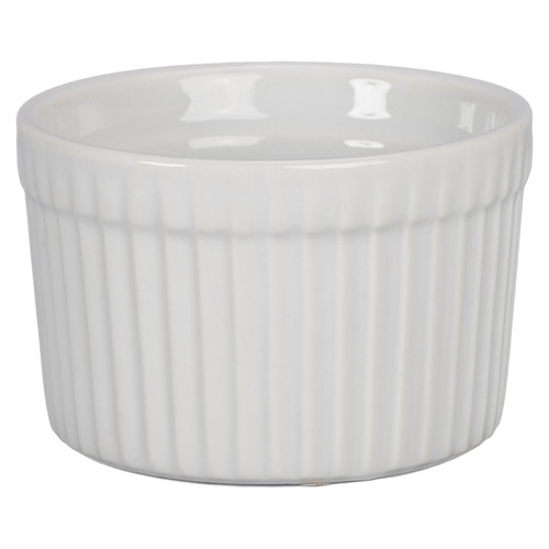B.I.A Ramekin - White - 3 oz. (BIA 900002)