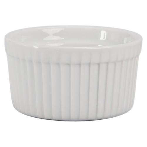B.I.A Ramekin - White - 6 oz. (BIA 900009)