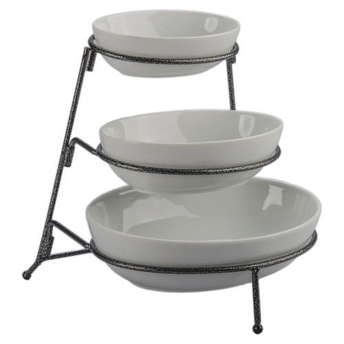 B.I.A Simply Serving 3 Oval Bowls