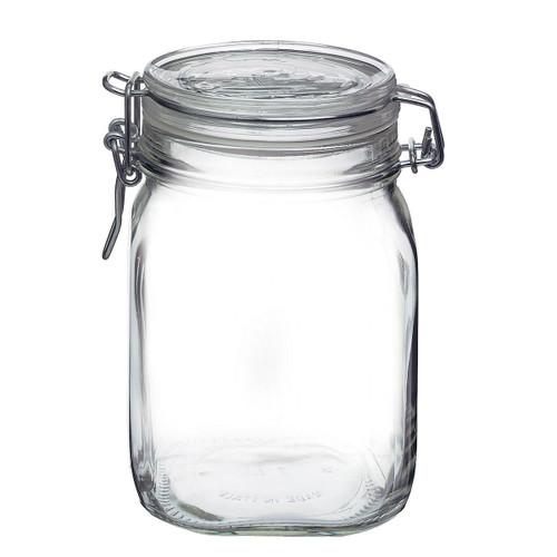 Fido Jar - 1L (33.75 oz) - Clear Lid (BR 149220MRG121990)