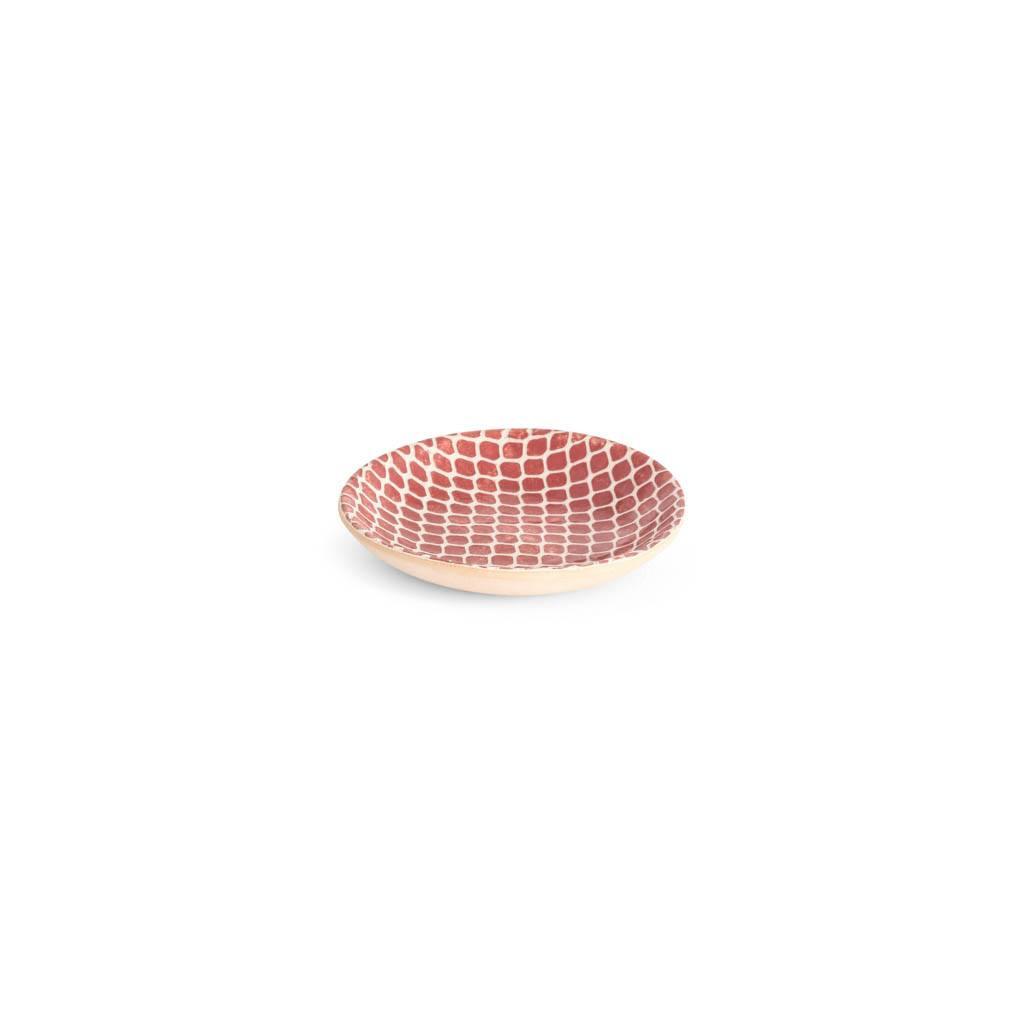 Terrafirma Ceramics Oil Dip (Poppy/Taj)