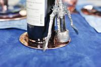 Round Wine Coaster
