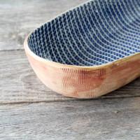 Terrafirma Ceramics Baguette (Cobalt/Strata)
