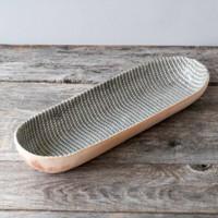 Terrafirma Ceramics Baguette (Charcoal/Strata)